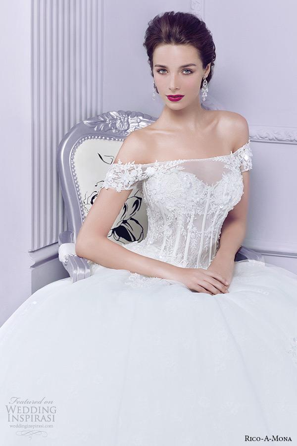 Lace Up Corset Wedding Dress 92 Fresh rico a mona wedding