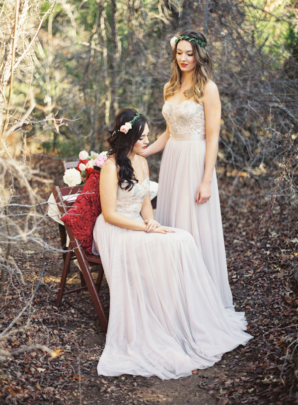 Wedding Dresses Nude 93 Lovely watters bridesmaids lucca brescia