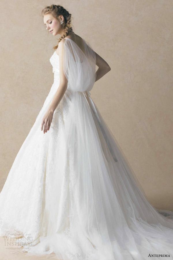 White Gold Wedding Dress 75 Popular anteprima bridal by izumi
