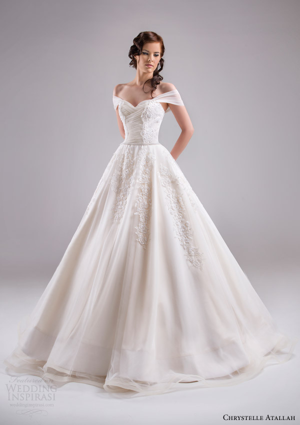 Top 100 Most Popular Wedding Dresses In 2015 Part 1 Ball Gown A Line Bridal Gown Silhouettes Wedding Inspirasi,Wedding Long Purple Bridesmaid Dresses