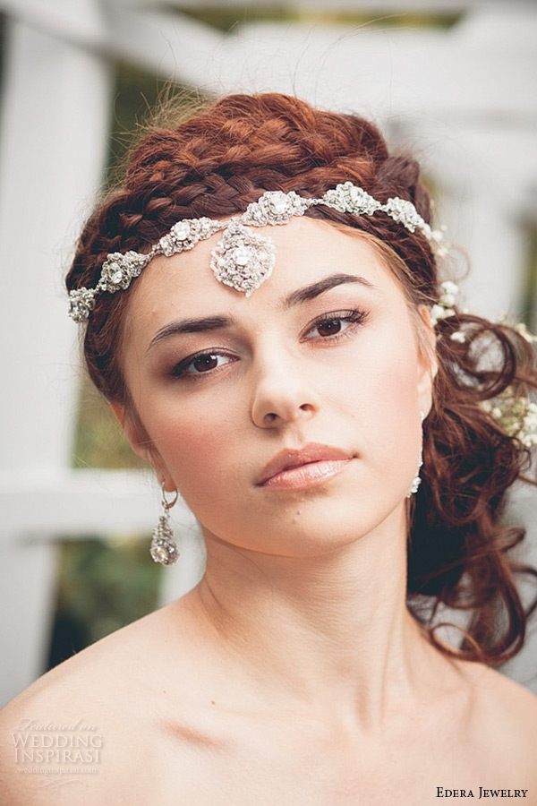 Head Jewelry Wedding Wedding Tips and Inspiration