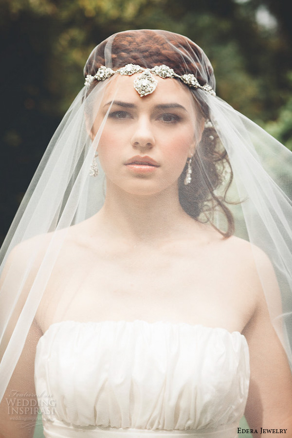 Edera Jewelry Woodland Goddess Collection Wedding Inspirasi