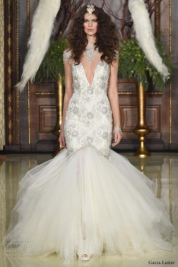 Beaded Mermaid Wedding Dress 27 Awesome galia lahav wedding dress