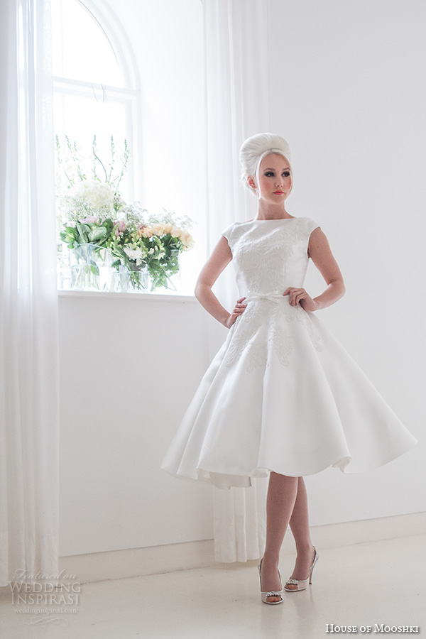 Wedding Gown Cap Sleeves