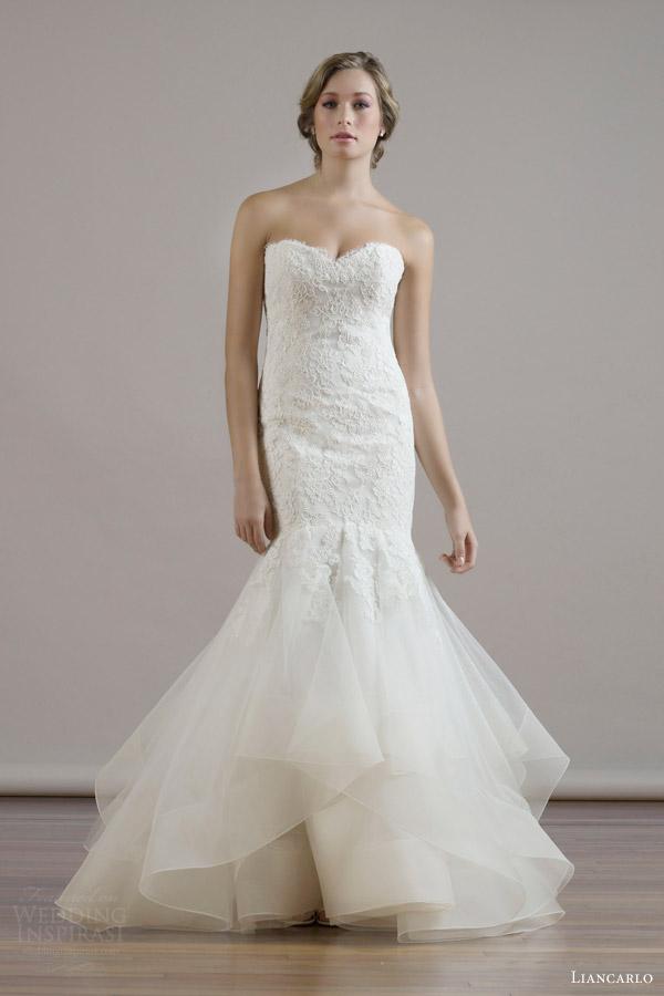Liancarlo Fall 2015 Wedding Dresses | Wedding Inspirasi