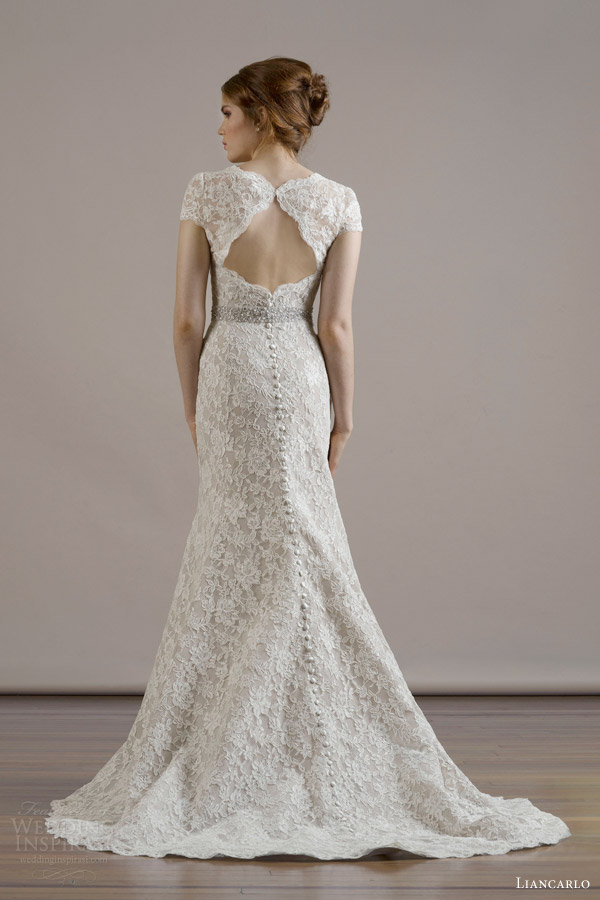 Guipure Lace Wedding Dress 23 Fresh liancarlo bridal fall wedding