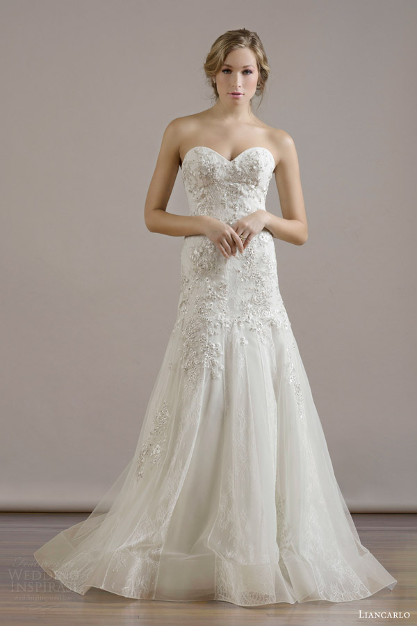 Liancarlo Fall 2015 Wedding Dresses