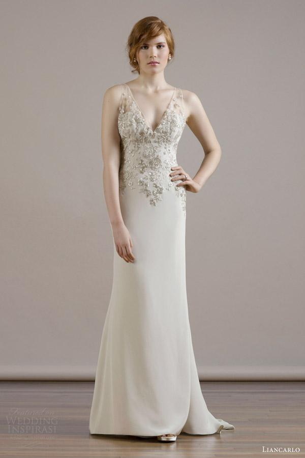 Beige Wedding Gown 75 Beautiful liancarlo bridal fall wedding