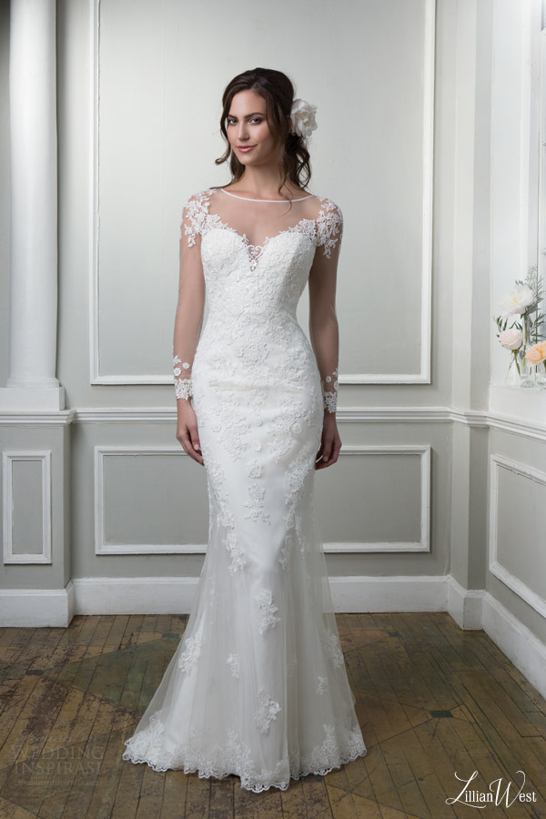 3e42c4555d3 Lillian West 2016 Collection + Win a Justin Alexander Wedding Dress ...