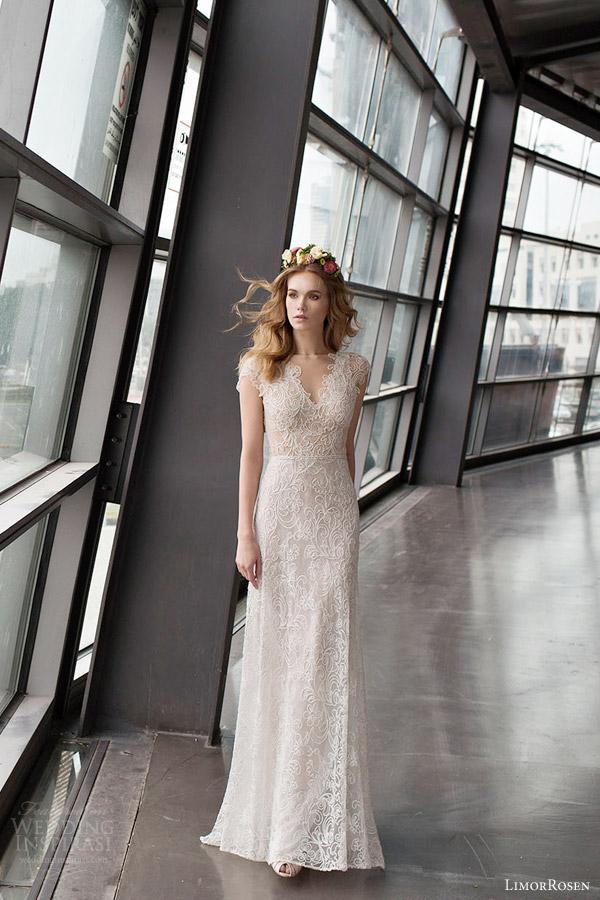 Art Deco Wedding Dresses 52 Simple limor rosen bridal clara