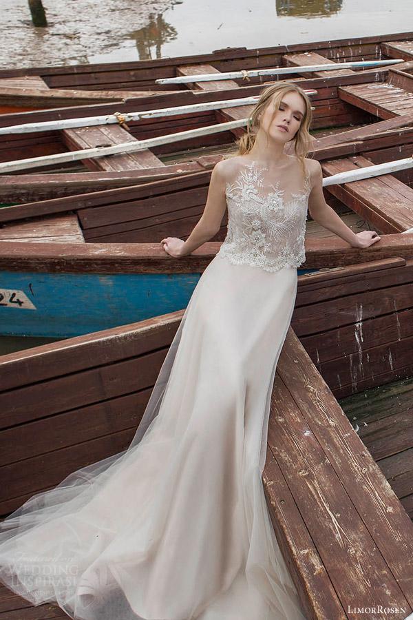 Wedding Dresses Tops 85 Nice limor rosen bridal ginger
