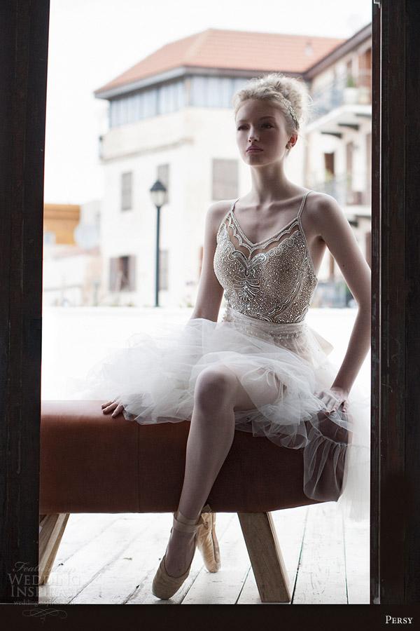Ballerina Wedding Dresses 29 New persy spring bridal sleeveless