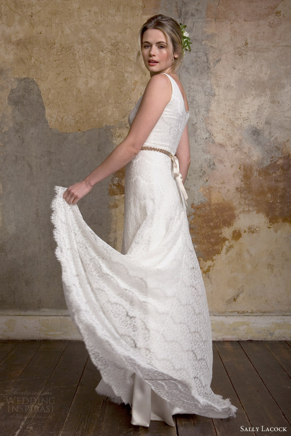 20s Style Wedding Dress