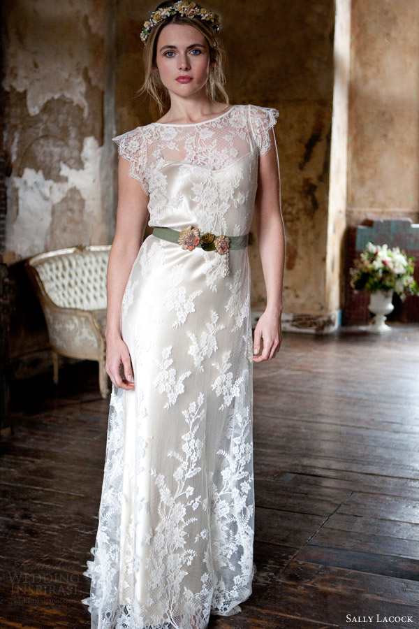20s Style Wedding Dresses