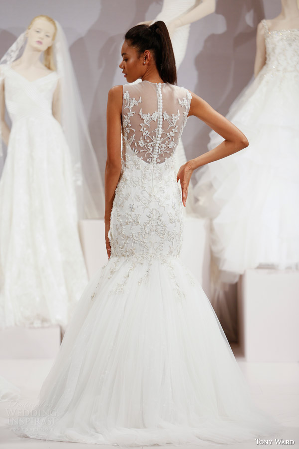 Tony ward bridal spring 2016 wedding dresses wedding for Wedding dress boutiques in nyc