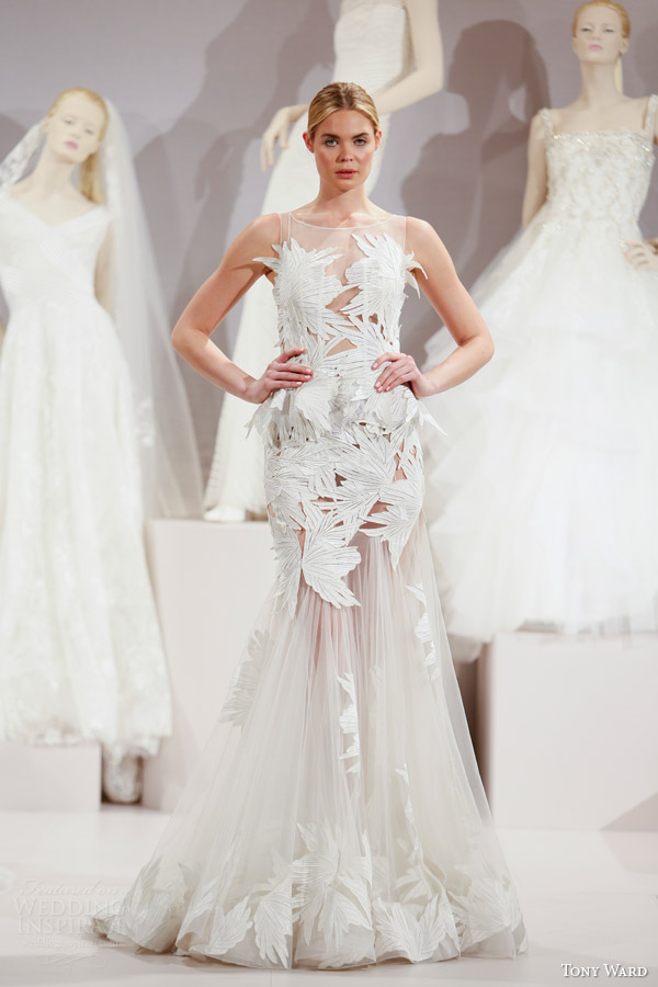 Wedding Dress Gemach New York : Tony ward bridal spring wedding dresses inspirasi