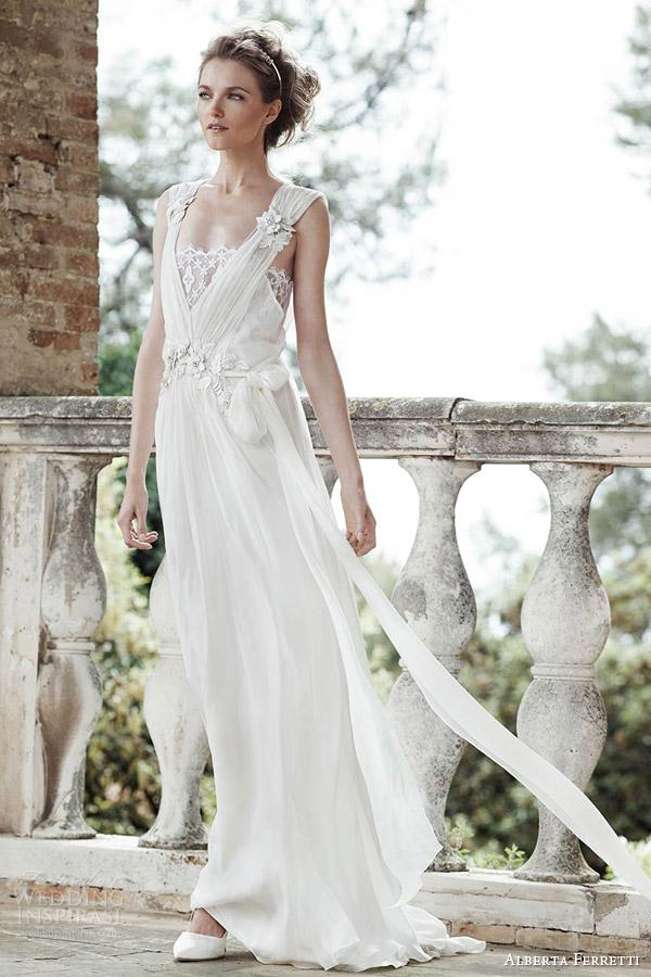 Aurora Wedding Dress 7 Luxury alberta ferretti bridal forever