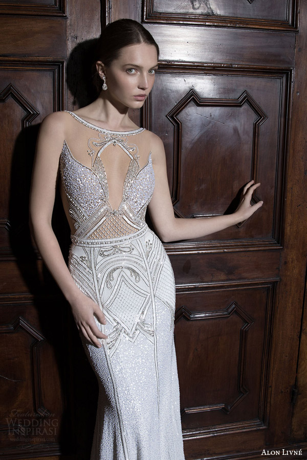alon livne white 2015 bridal couture collection wedding