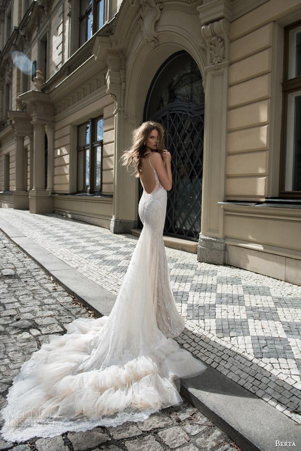 Berta Bridal Fall 2015 Wedding Dresses | Wedding Inspirasi - photo #48