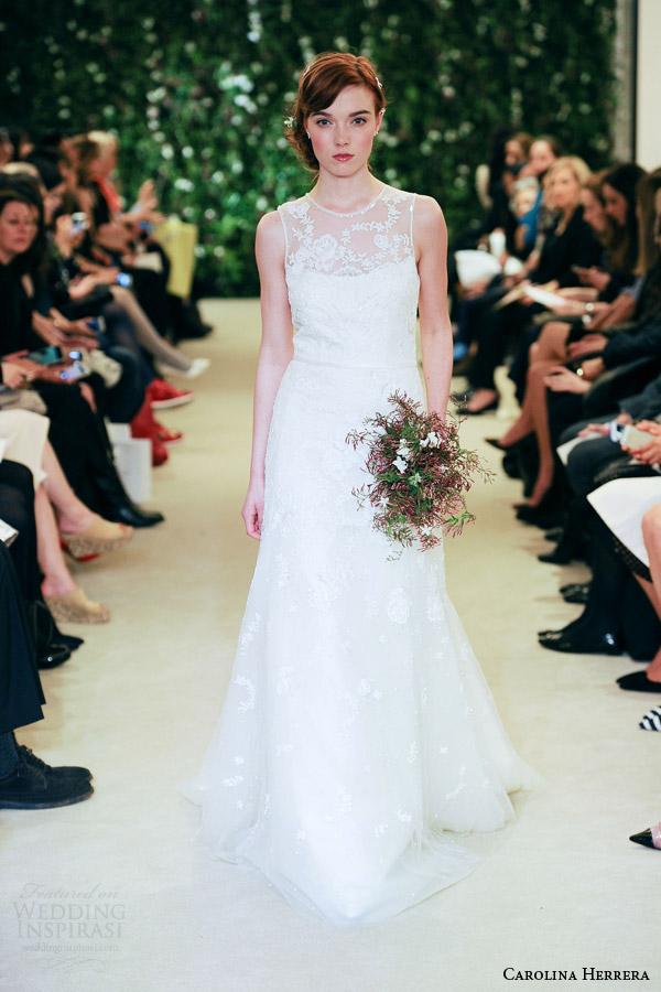 Wedding Dresses By Carolina Herrera 76 Fabulous carolina herrrera bridal spring