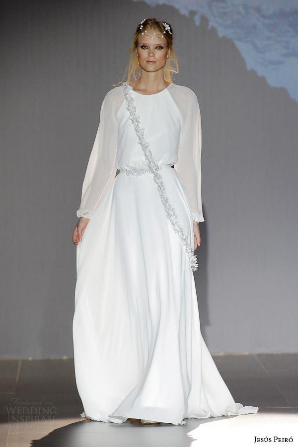 Georgette Wedding Dress 14 Lovely jesus peiro nanda devi