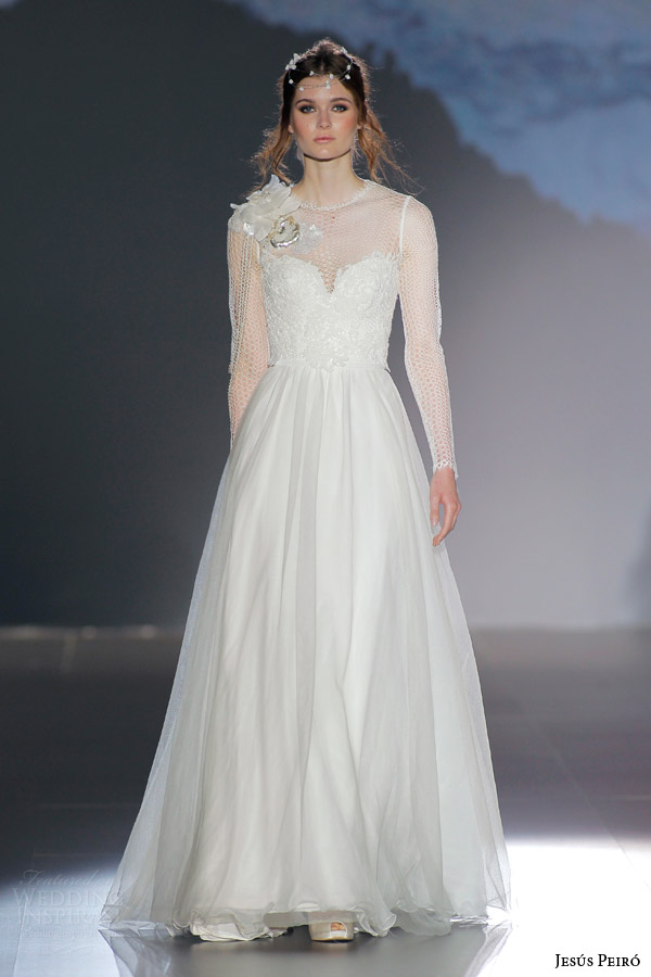 Jesus Peiro 2016 Wedding Dresses - BridalPulse