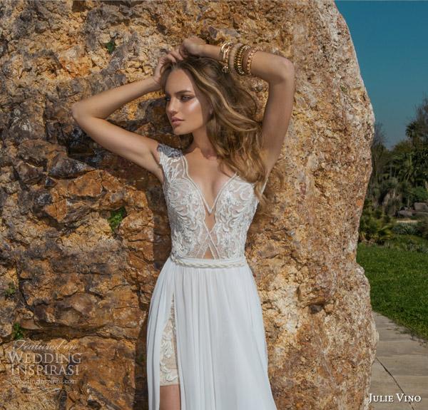 Exotic Wedding Dress 3 New julie vino spring desert