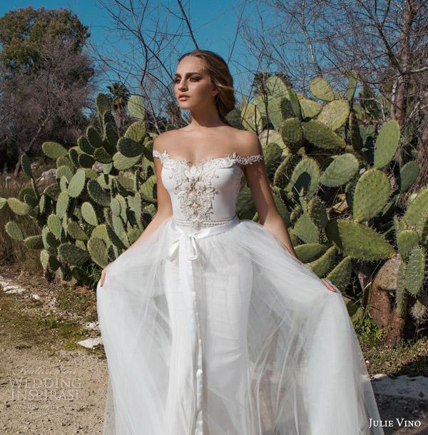 Julie Vino Spring 2015 Wedding Dresses Part 1