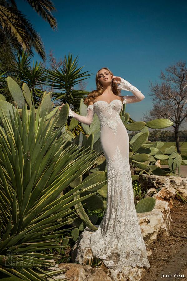 Julie Vino Spring 2015 Wedding Dresses Part 1 Mystic
