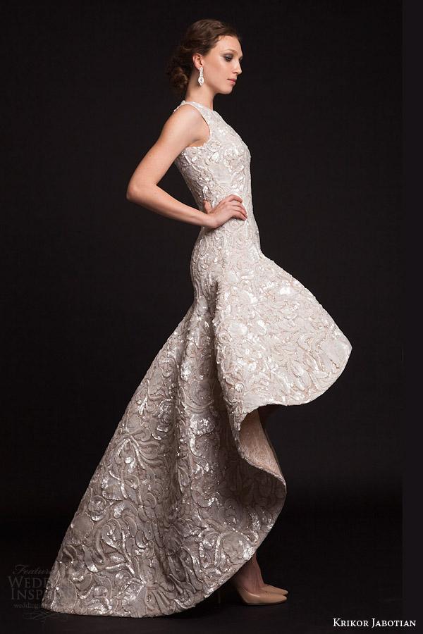 Krikor Jabotian Spring 2015 Dresses — The Last Spring Collection ...