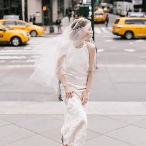 lakum bridal spring 2016 amy sleeveless wedding dress