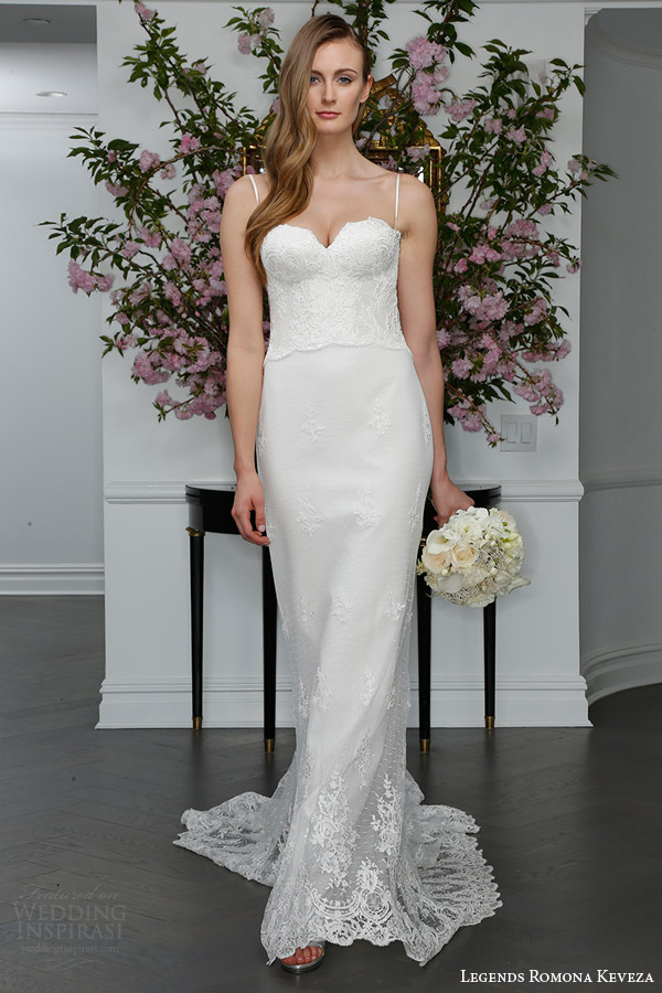 Guipure Lace Wedding Dress 77 Vintage legends romona keveza bridal