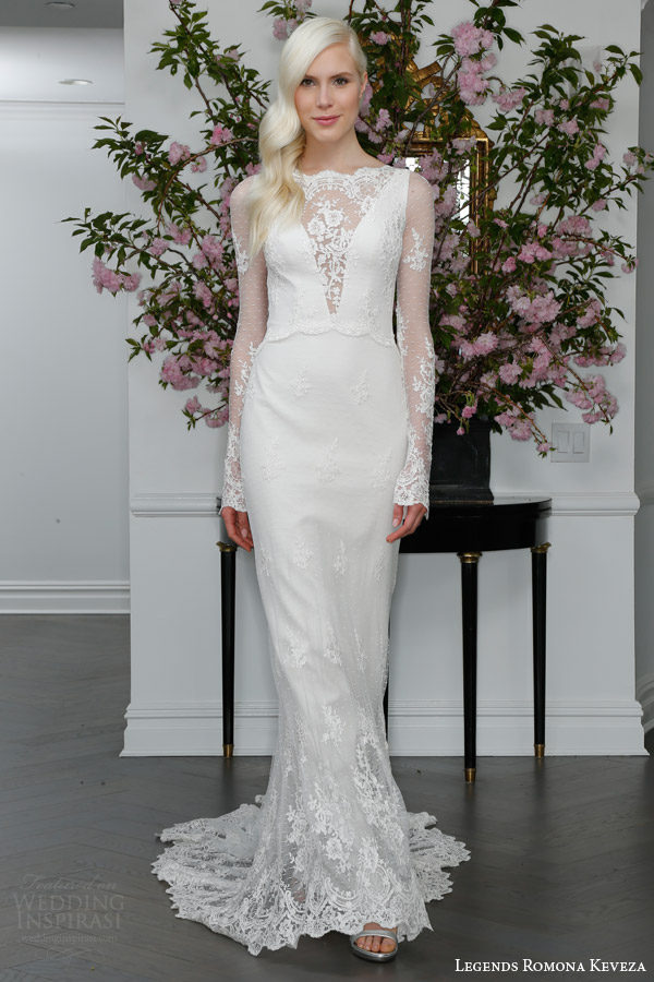 Davinci Wedding Gowns 84 Fabulous legends romona keveza bridal