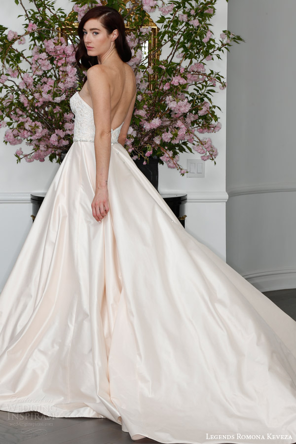 Ball Gown Strapless Wedding Dresses 28 New legends romona keveza spring