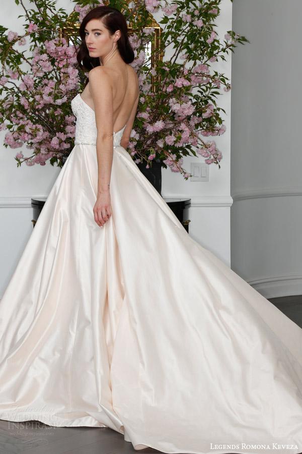 Very best Legends Romona Keveza Spring 2016 Wedding Dresses | Wedding Inspirasi XJ42