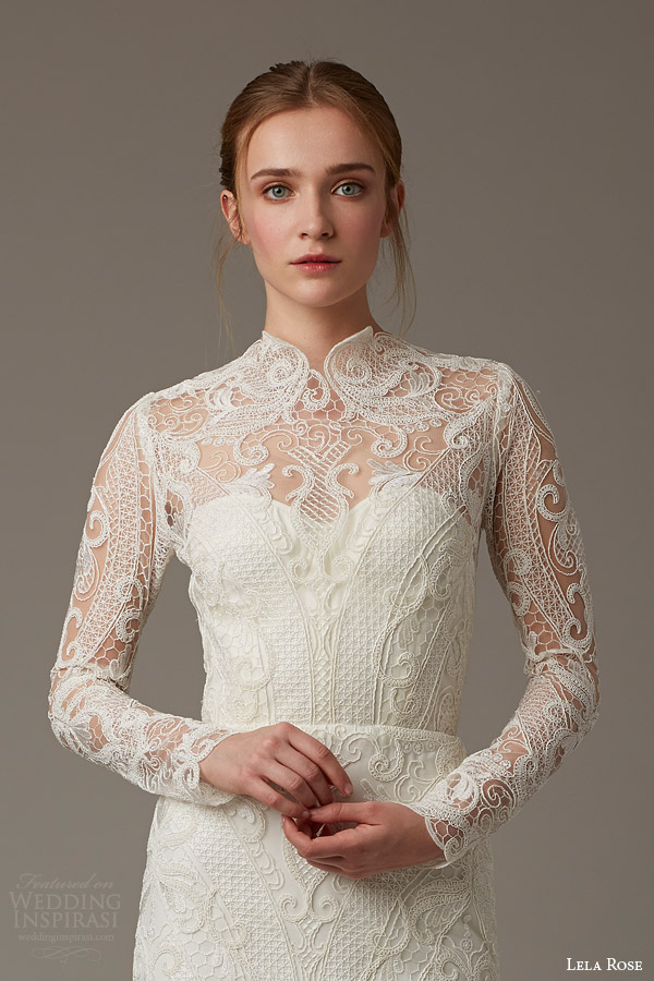 Lela Rose Bridal Spring 2016 Wedding Dresses