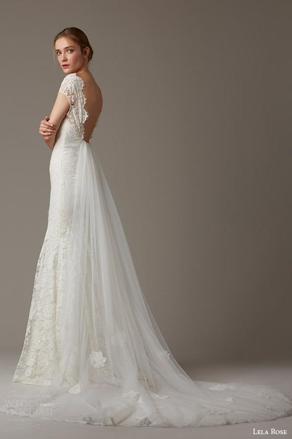 Lela Rose Bridal Spring 2016 Wedding Dresses Wedding