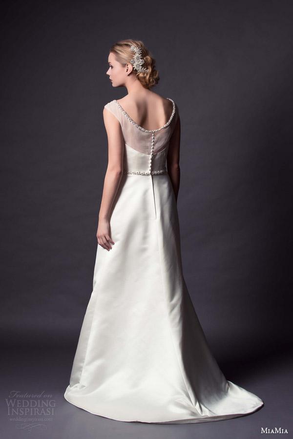 Miami Wedding Dresses 67 Good miamia bridal blythe illusion