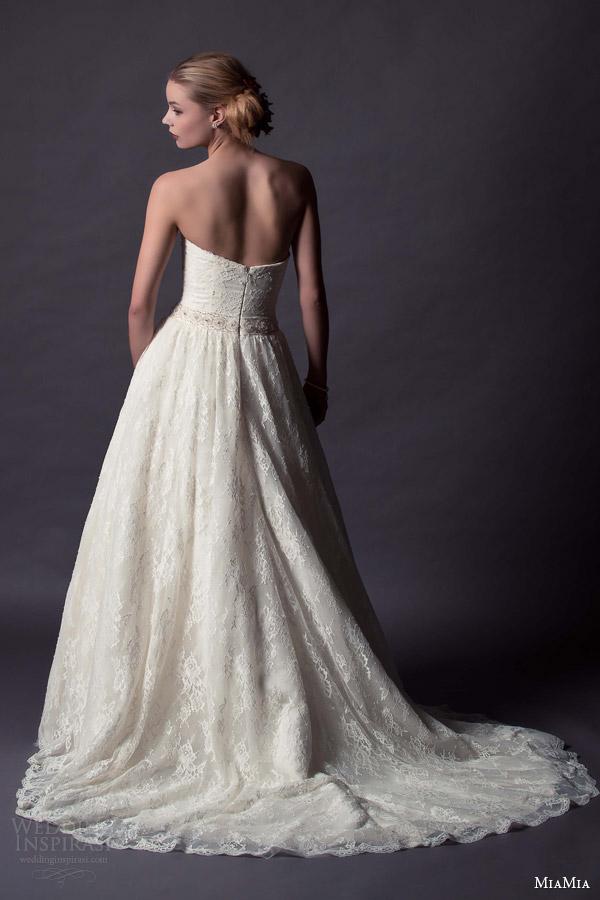 Miami Wedding Dresses 39 Cool miamia bridal cadenza strapless