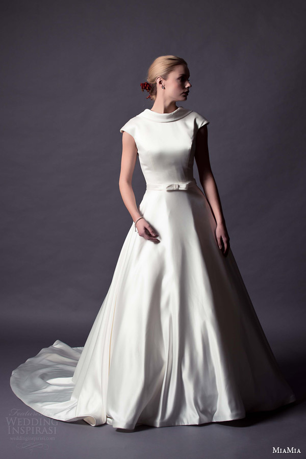 Miami Wedding Dresses 53 Nice miamia bridal charlotte cap