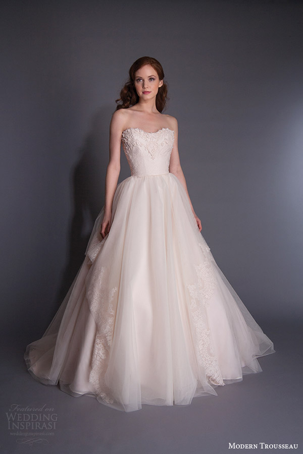 Modern Trousseau Spring 2016 Wedding Dresses
