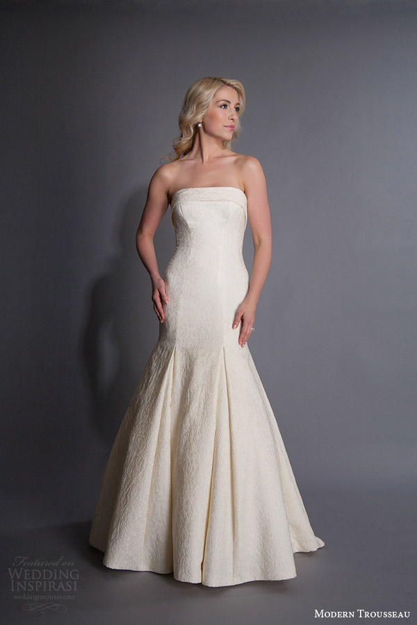 Modern Trousseau Spring 2016 Wedding Dresses