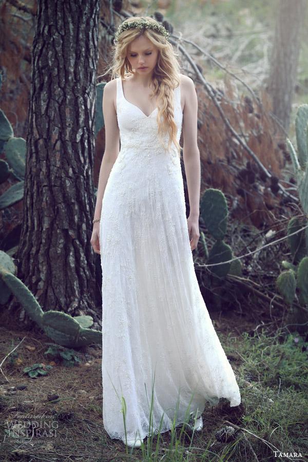 Nature Wedding Dresses Thumbmediagroup
