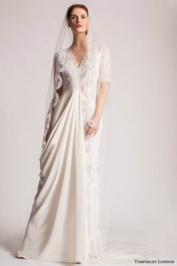 Summer Wedding Dresses With Sleeves