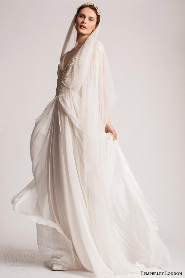 Temperley london summer 2016 wedding dresses marianna for Alice temperley wedding dresses