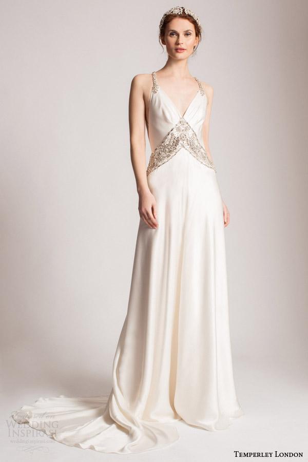 Wedding Dresses London 16 Fabulous temperley london bridal summer
