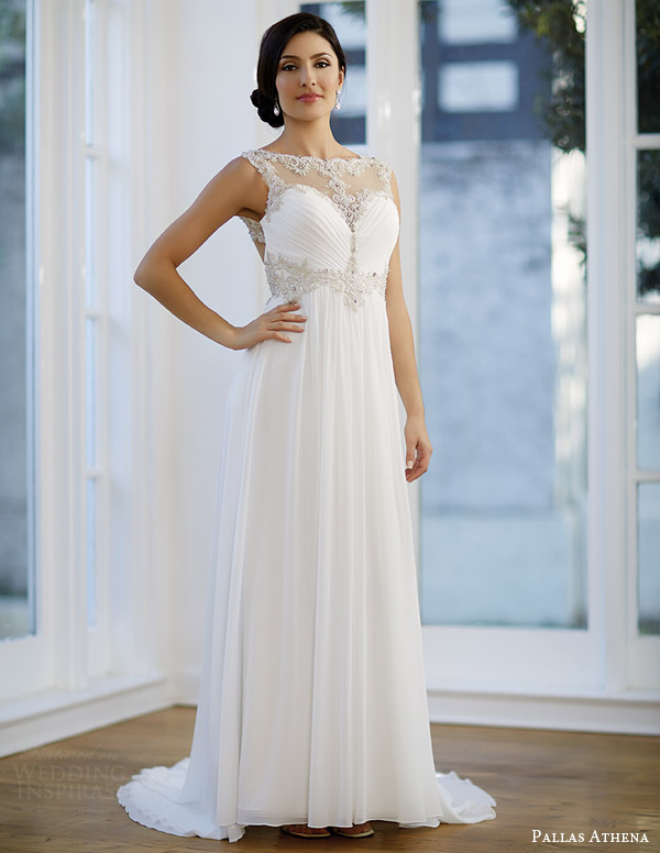 Venus Bridal Fall 2015 Collections - BridalPulse