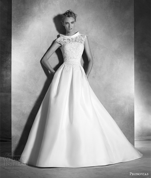 Couture Wedding Dresses And Bridal Gowns: Atelier Pronovias 2016 Haute Couture Wedding Dresses