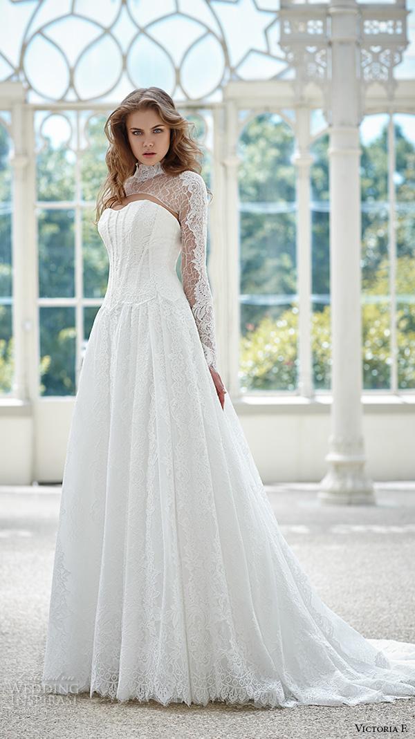 Victorian Wedding Dresses 7 Good atelier signore victoria f