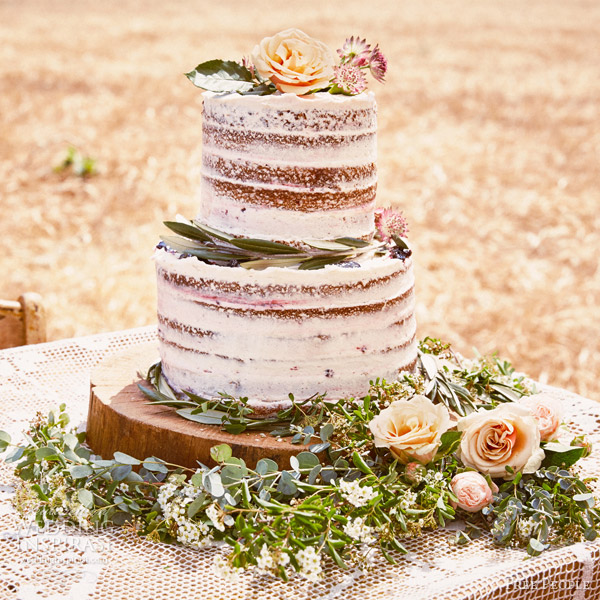 Free People Fpeverafter Bridal Collection 2015 Campaign Photo Shoot Naked Wedding Cake Frosting Rustic Bohemian